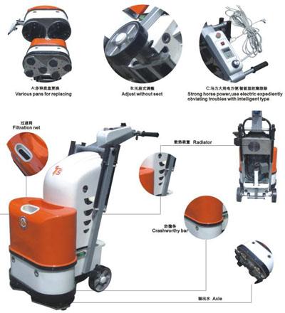 石材研磨机GS系列
